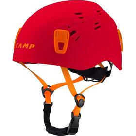 """Camp Titan Helmet Red"""